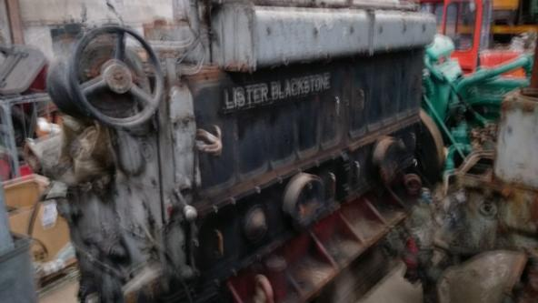Lister Blackstone