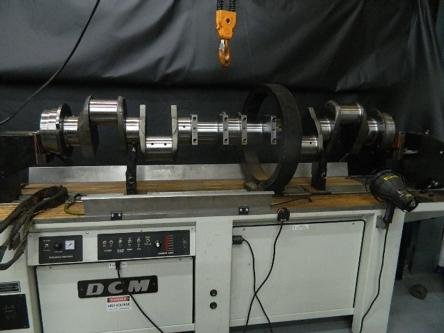 Caterpillar Crankshaft