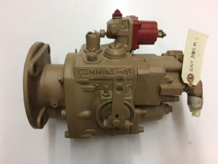 Cummins Pump - Injection