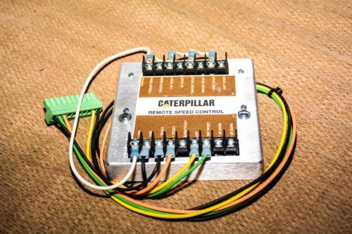 Caterpillar Electronic Control Module
