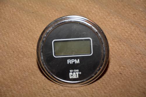 Caterpillar Tachometer