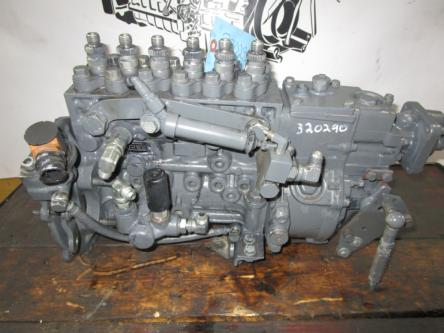 Renault Fuel Injection Pump